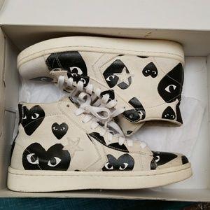 Comme de Garcons sneakers